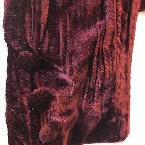 75025eca055bf Gorgeous True Meaning burgundy jacket, size 8